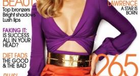 Flare Canada, iunie 2011 - actrita Jennifer Lawrence