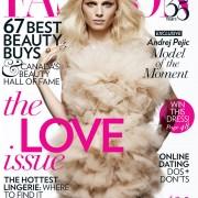 Revista Fashion Canada, februarie 2012
