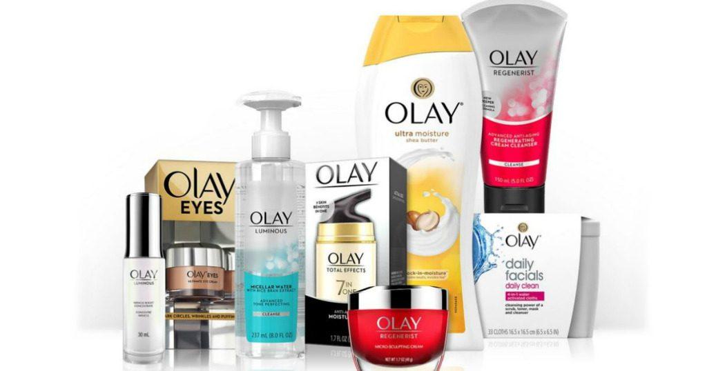 Produse de ingrijire Olay